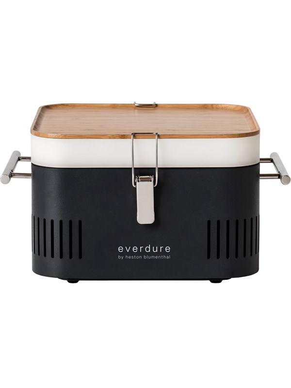 Image of   Everdure Grill CUBE Graphite