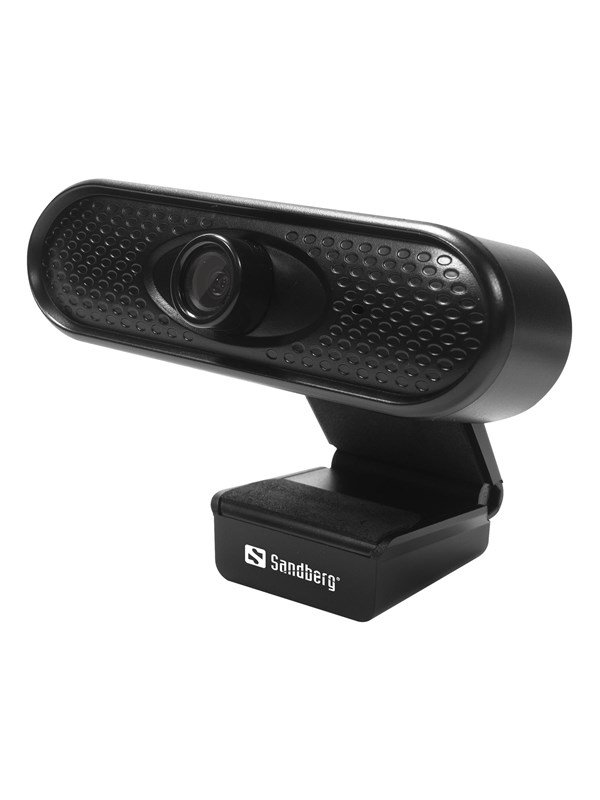 Image of   Sandberg USB Webcam 1080P HD