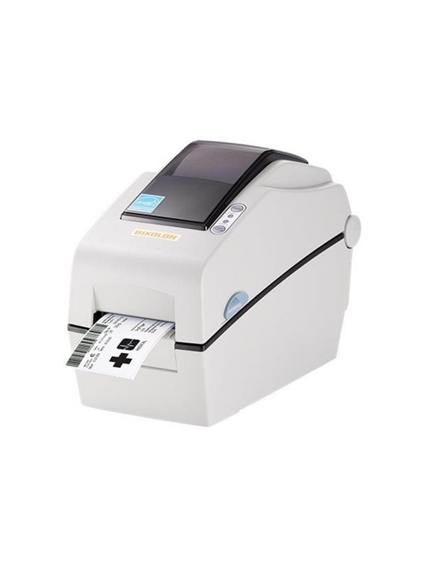 Image of   BIXOLON SLP-DX220 - label printer - monochrome - direct thermal Labelprinter - Monokrom - Direkt termisk