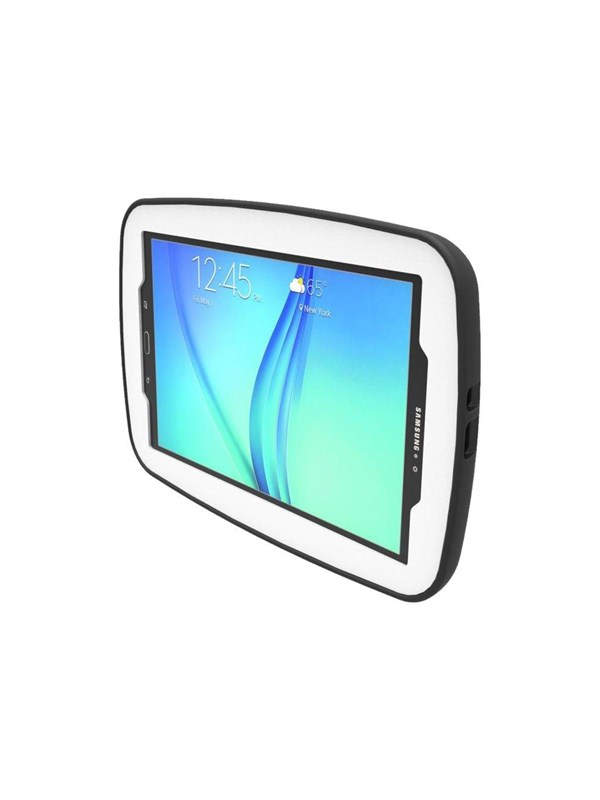 """Image of   Compulocks HyperSpace - Galaxy Tab A 10.1"""" Enclosure - Black and White"""