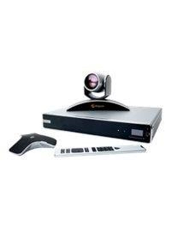 "Image of   Polycom Poly RealPresence Group 700-720p ""Eyeless"" Media Center 2RT65"