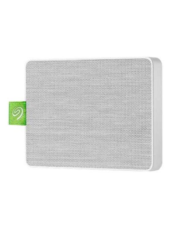 Seagate Ultra Touch SSD 500GB White USB Harddisk - - cache
