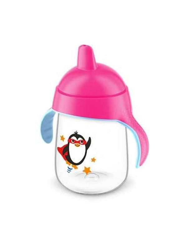 Image of   Philips AVENT SCF755/00 Penguin pink 340ml