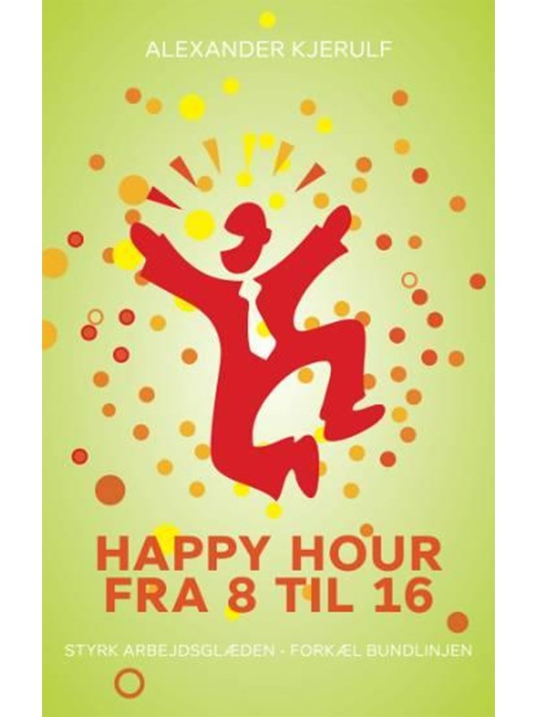 Image of   Happy Hour fra 8 til 16