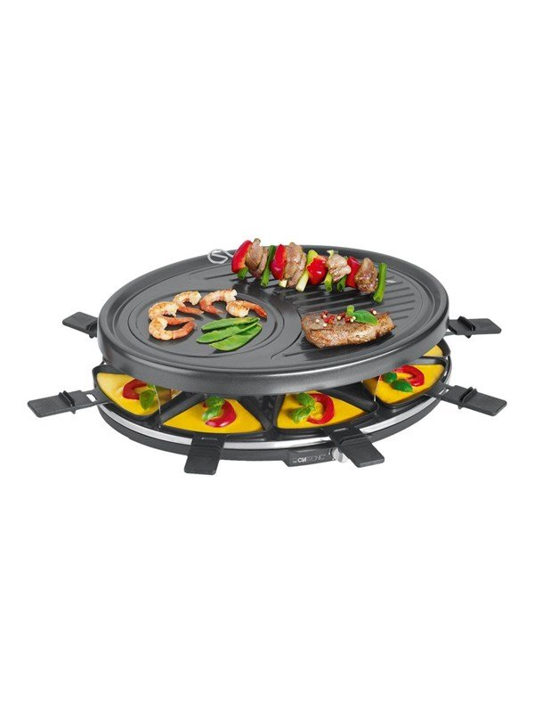 Image of   Clatronic RG 3517 - raclette/grill