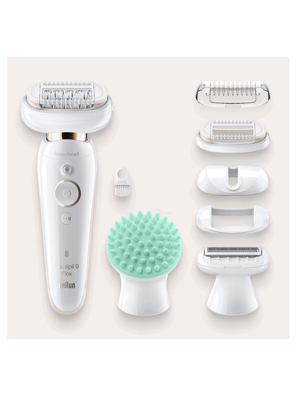 Image of   Braun Epilator Silk épil 9-020 - 3D
