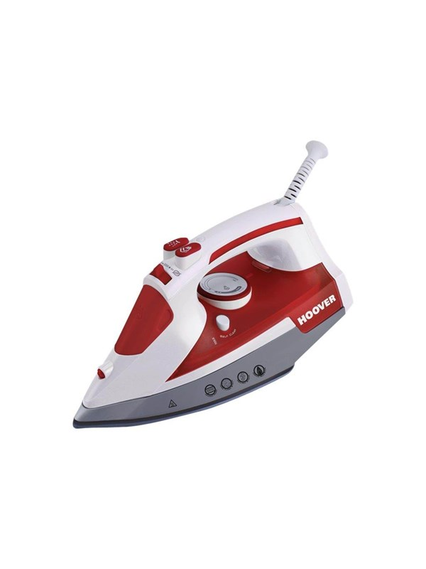 Image of   Hoover Dampstrygejern TIM2500EU 011 - steam iron - sole plate: ceramic -