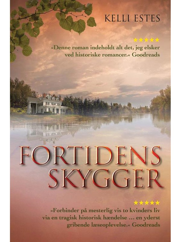 Image of   Fortidens skygger PB