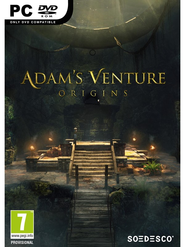 Image of   Adam's Venture: Origins - Windows - Eventyr
