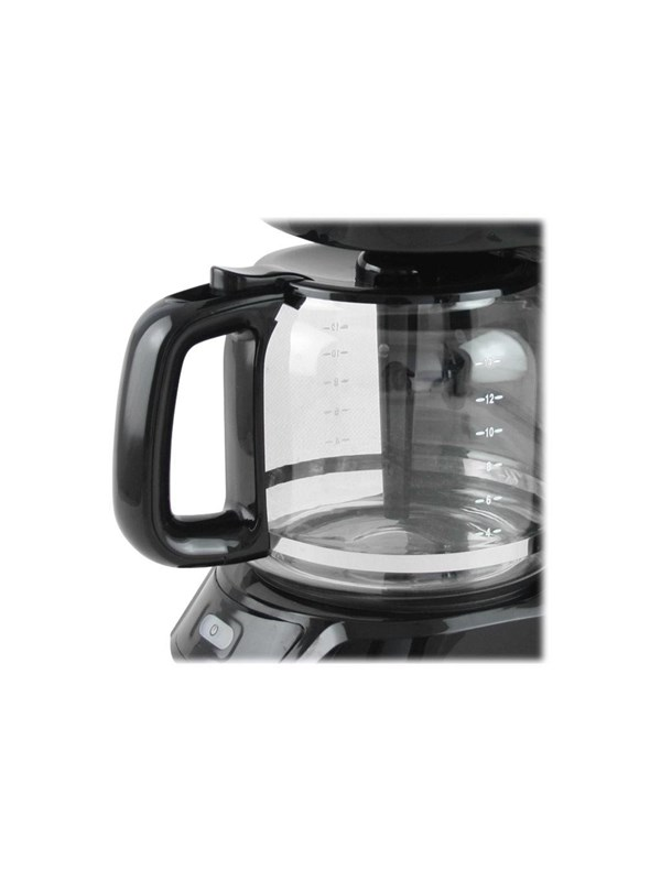Emerio CME-109179 - coffee maker - black