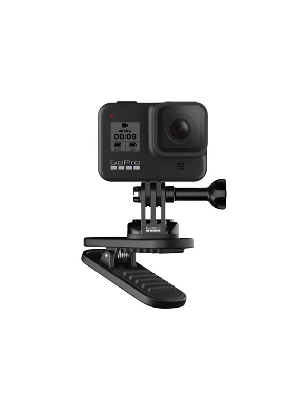 GoPro Magnetic Swivel Clip support system - clip / magnetic mount
