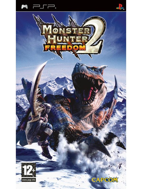 Monster Hunter: Freedom 2 - Sony PlayStation Portable - Action