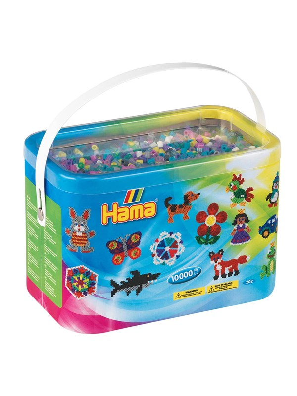 Hama Ironing Beads in Emmer - Color Mix 69 100
