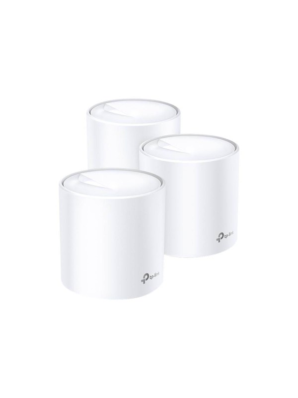 TP-Link Deco X20 (3-pack) AX1800 – Mesh router Wi-Fi 6
