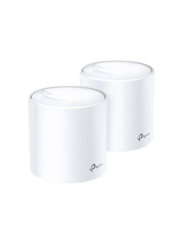 TP-Link Deco X60 (2-pack) AX3000 – Mesh router Wi-Fi 6