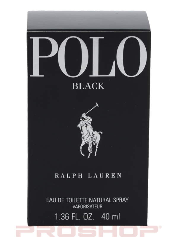 RALPH LAUREN Polo Black - 40ml
