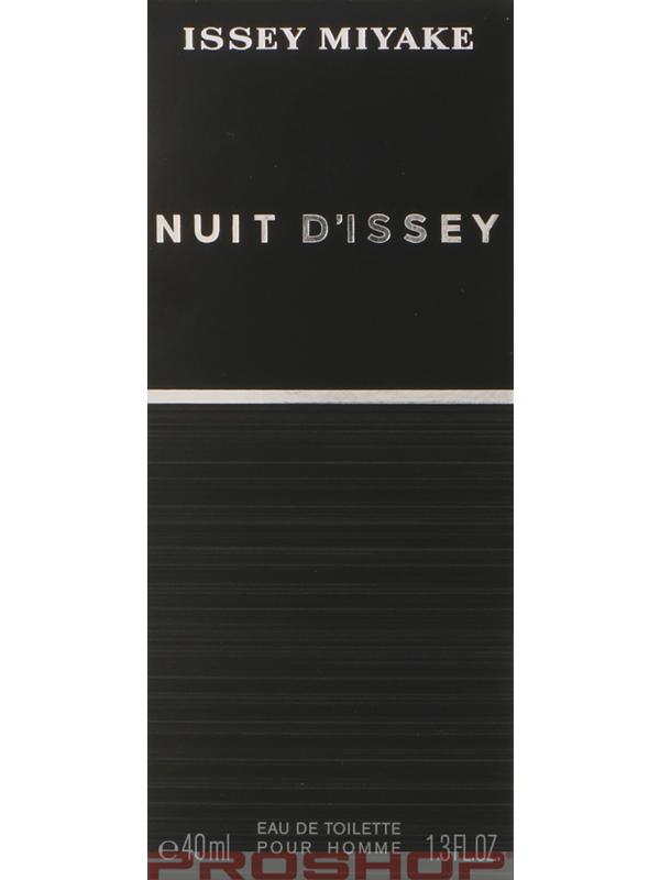 Issey Miyake Nuit DIssey Pour Homme - 40ml