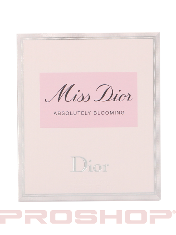 Christian Dior Miss Dior Absolutely Blooming - 30 ml
