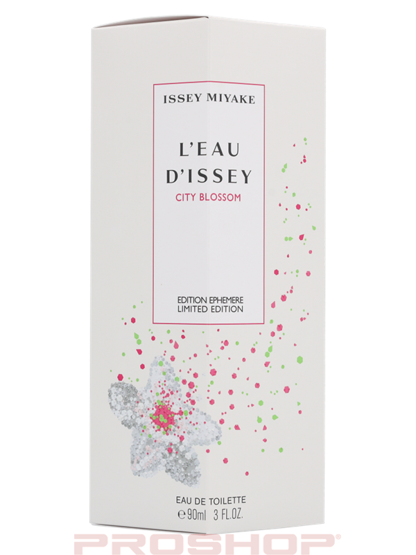 Issey Miyake LEau DIssey City Blossom - 90 ml