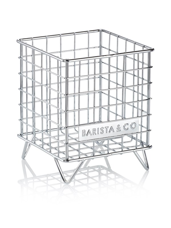 Barista & Co Wire basket - steel