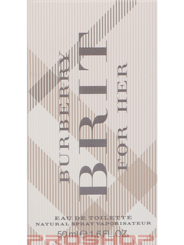 Burberry Brit For Her - 50 ml