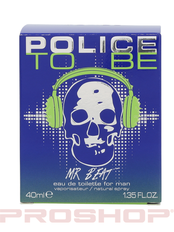 Police To Be Mr Beat - 40 ml