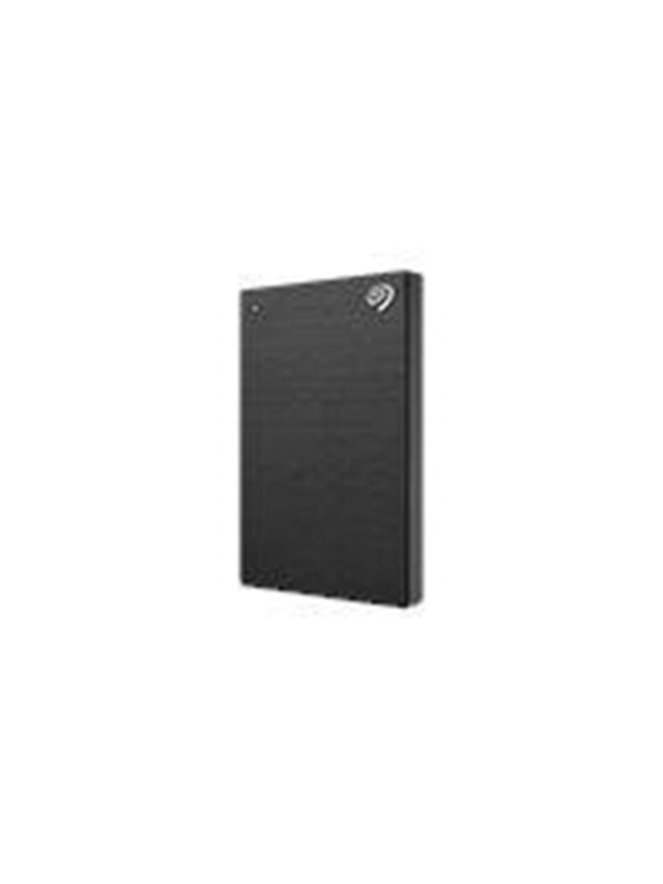 Seagate One Touch HDD - Ekstern Harddisk - 1 TB - Sort