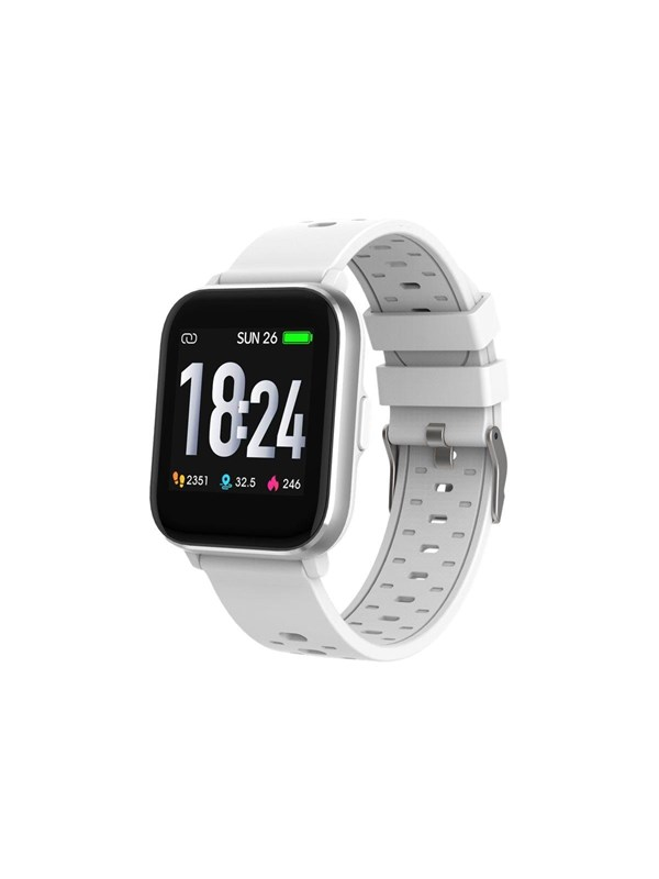 DENVER SW-163 - white - smart watch with band - white
