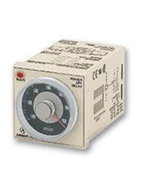 Omron Timer, plug-in, 11-pin, din 48x48 mm, multifunktions, 0,05 s-300 h, dpdt, 5a, 24-48vac, 12-48vdc h3cr-aac24-48/dc12-48 omi