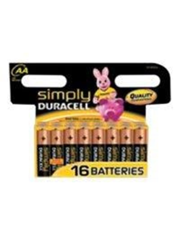DURACELL Simply MN1500