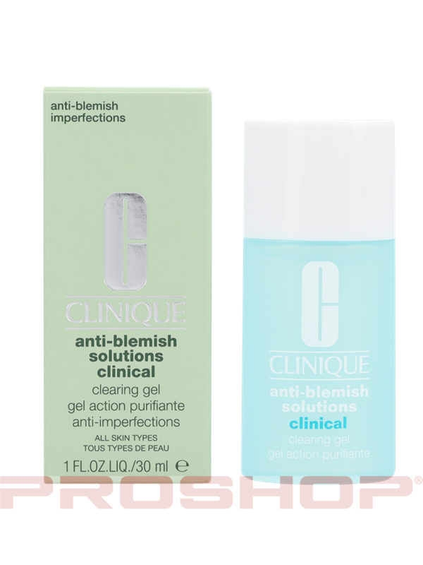 Clinique Anti-Blemish Solutions Clearing Gel