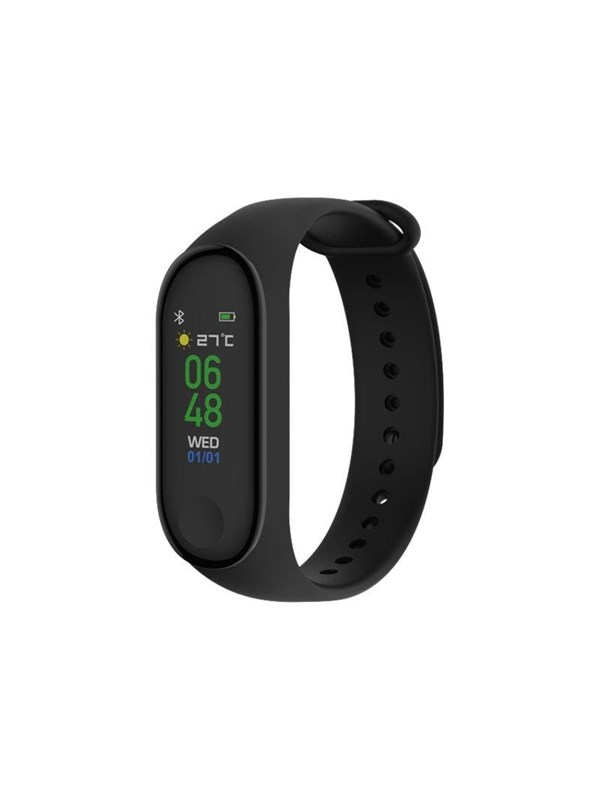 DENVER BFH-240 activity tracker with band - black