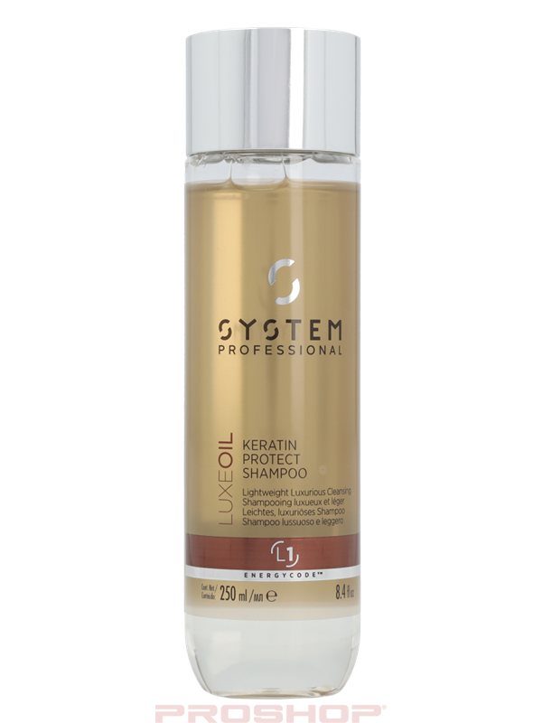 Wella System P - Luxe Oil Keratin Protect Shampoo