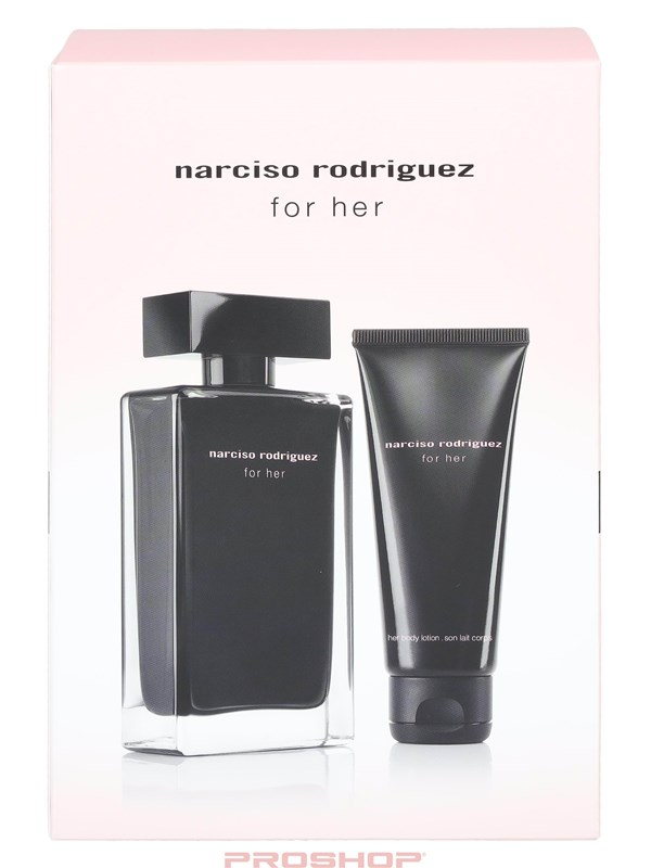 Narciso Rodriguez For Her Giftset - 175 ml