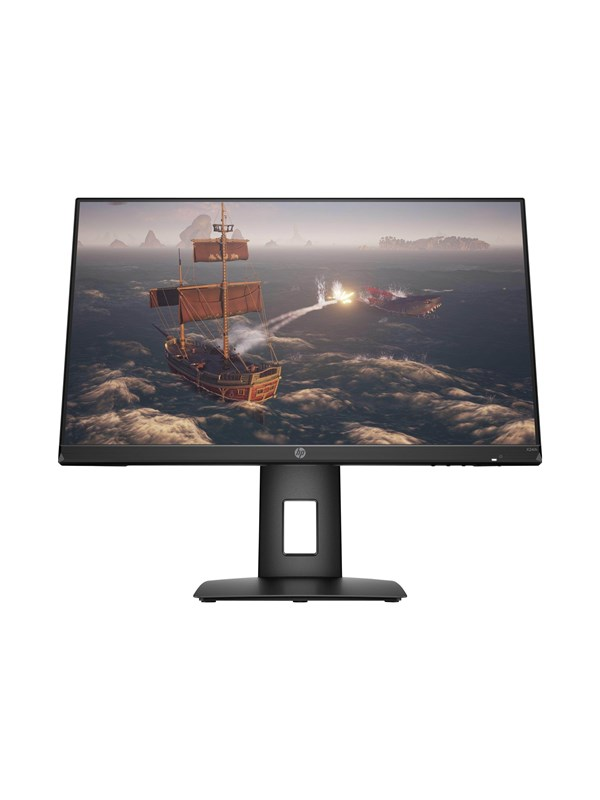 HP 24″ Skærm X24ih Gaming Monitor – Sort – 1 ms AMD FreeSync