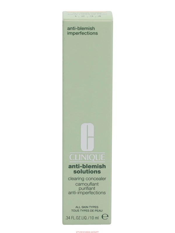 Clinique Anti-Blemish Solutions Clearing Concealer - 02 Shade