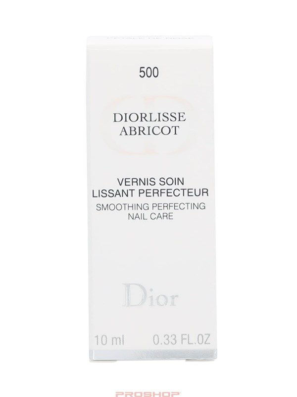 Christian Dior lisse Abricot Smoothing Perfecting Nail - 500 Pink Petal