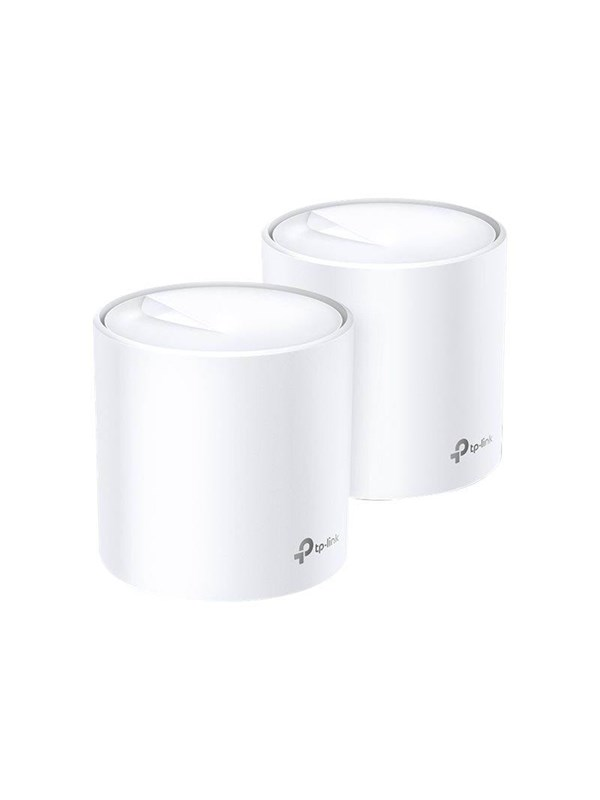 TP-Link Deco X20 (2-pack) AX 1800 – Mesh router Wi-Fi 6