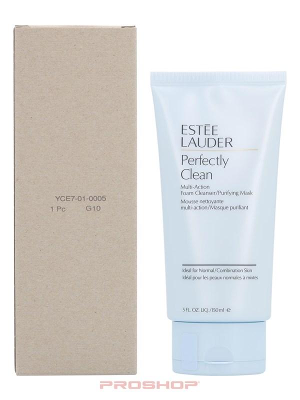 Estee Lauder Perfectly Clean Foam Cleanser/Purif Mask