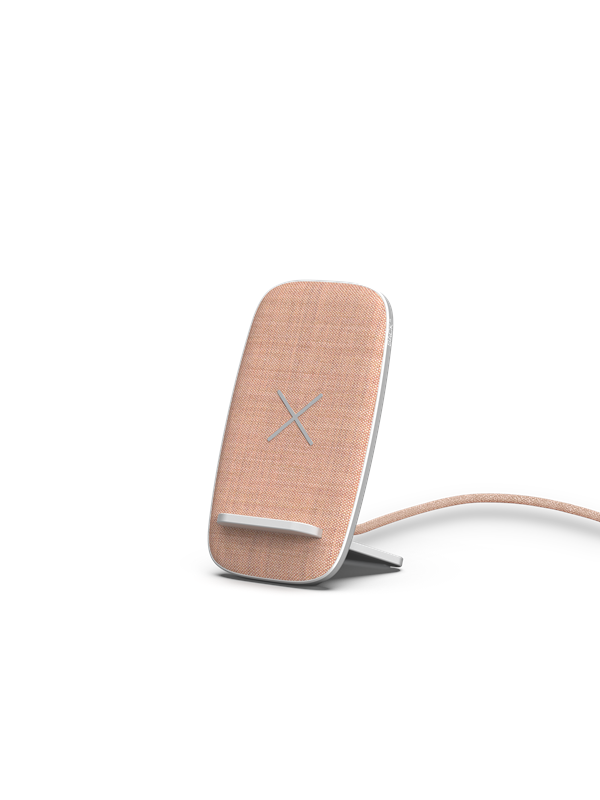 SACKit CHARGEit Stand Dock Rose
