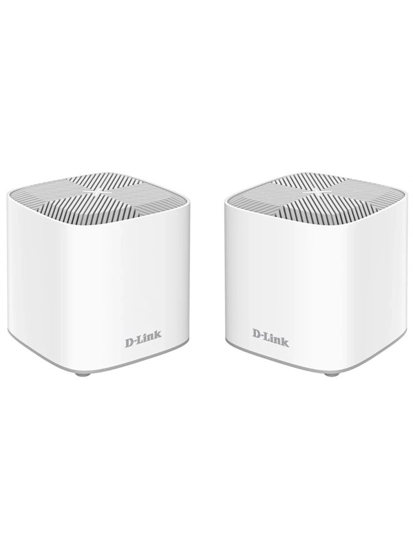 D-Link Covr Whole Home COVR-X1862 (2-pack) – Mesh router Wi-Fi 6