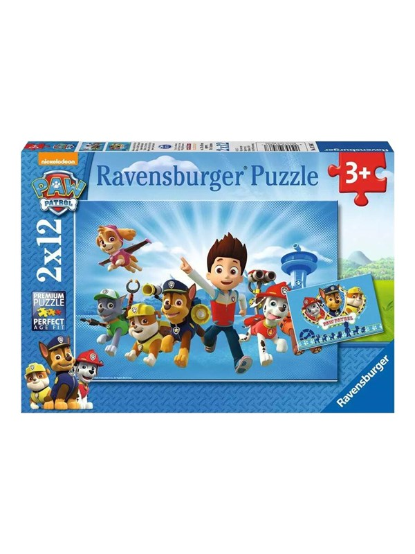 Ravensburger - Ryder and The Paw Patrol