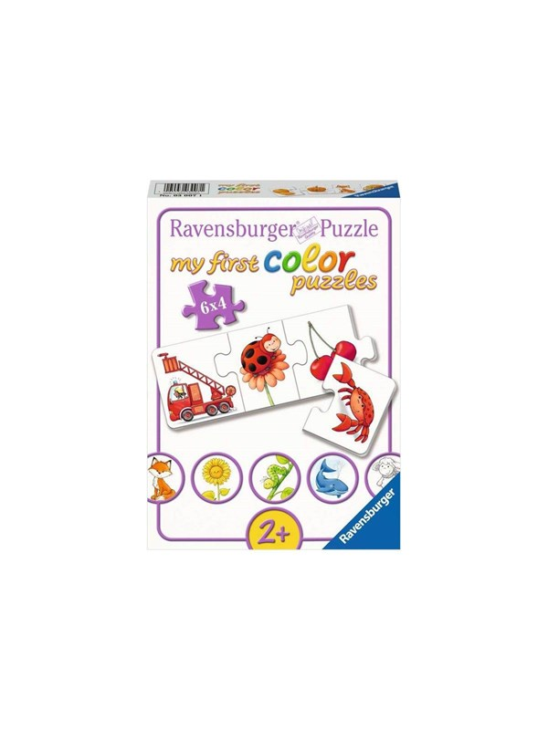 Ravensburger My First Color Puzzles