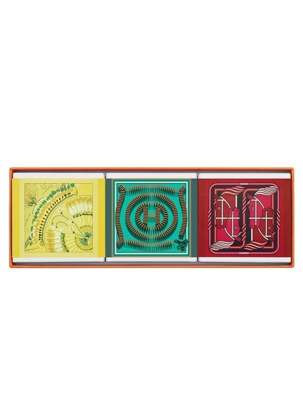 Hermes Perfumed Soap Set Collection