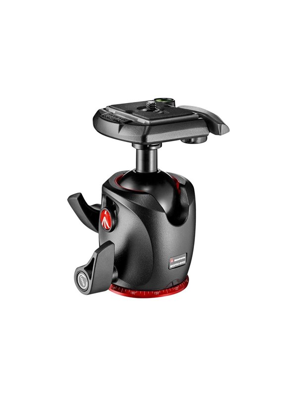 Manfrotto XPRO Ball Head in magnesium with 200PL Plate