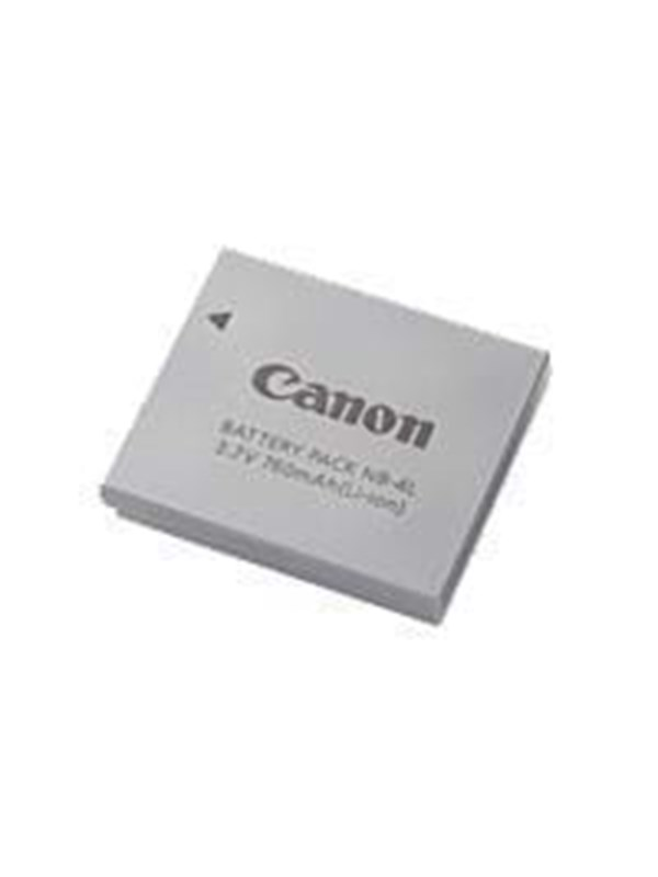 Image of   Canon NB-4L Battery Pack