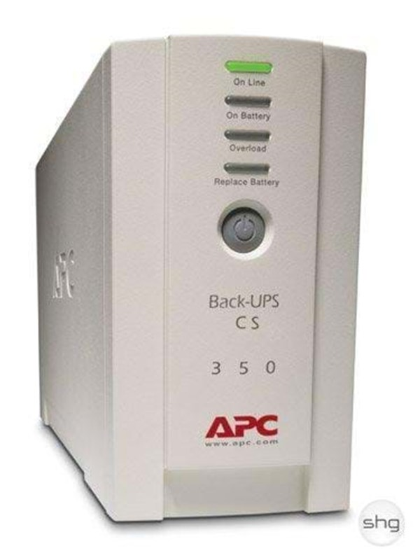 Image of   APC Back-UPS CS 350Va