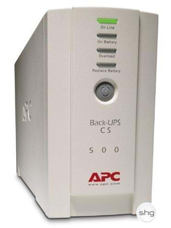 Image of   APC Back-UPS CS 500Va