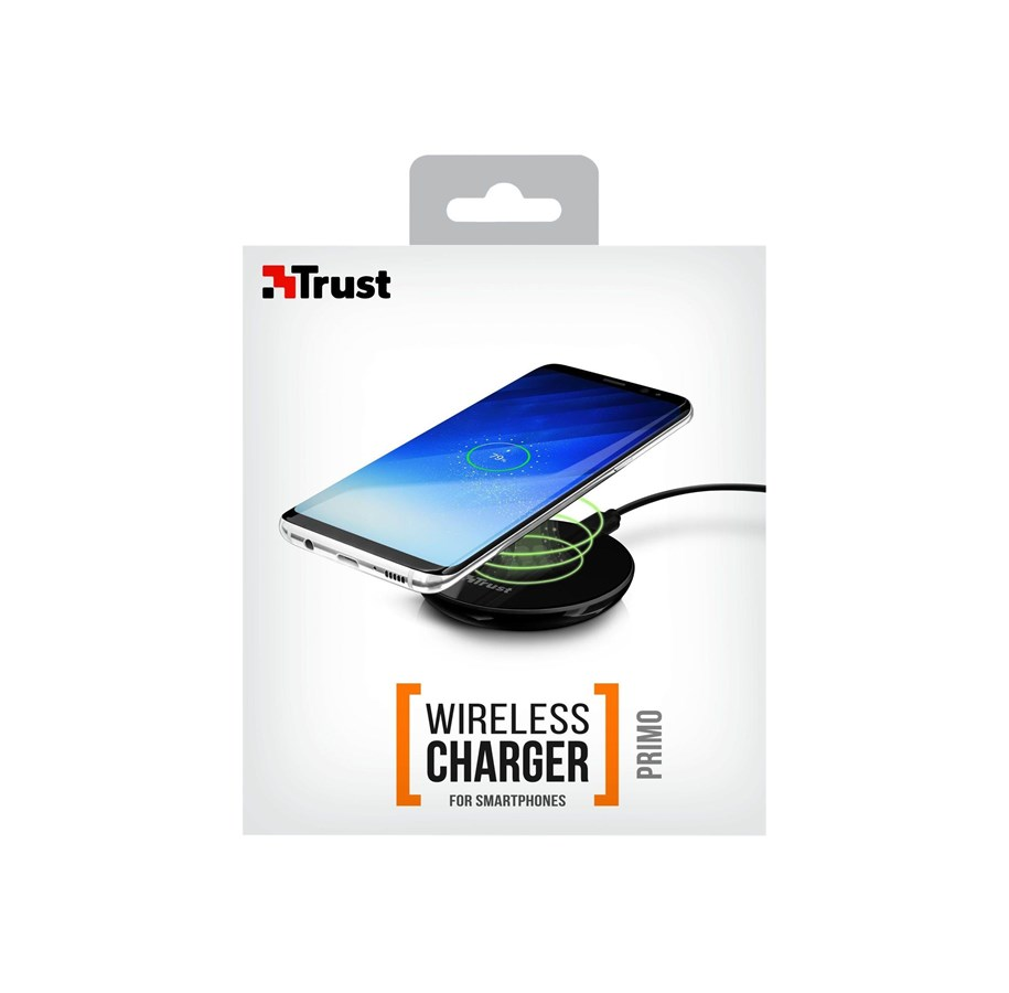 Trust Primo Wireless Charger for smartphones black