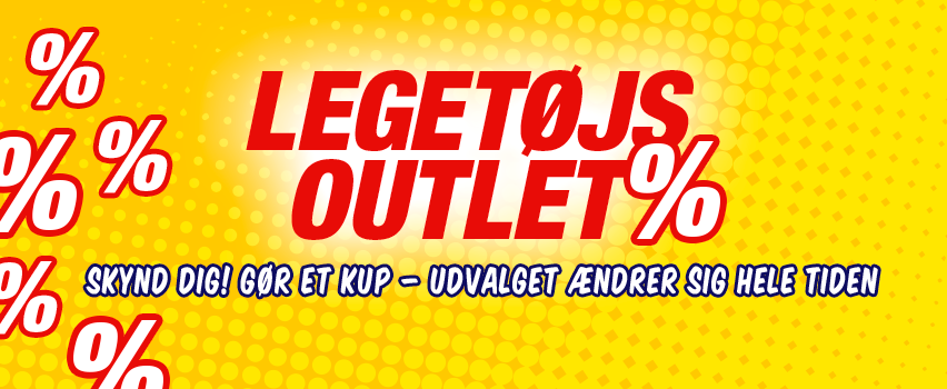 Legetøjs Outlet